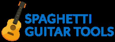 Spaghetti Guitar Tools